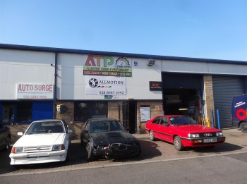 Undustrial unit to let in Mitcham