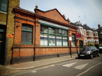 Warehouse space to let in Wandsworth