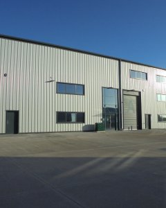 Industrial units for sale or to let in Denton
