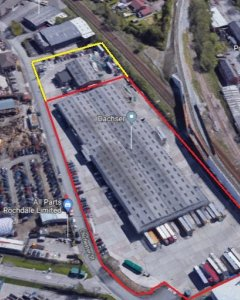 Industrial unit to let in Rochdale