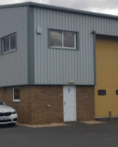 TWO STOREY BUSINESS UNIT - POOLE