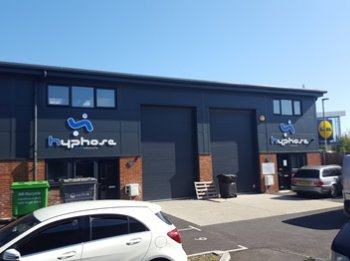 High Quality Industrial /Business Units in Ringwood