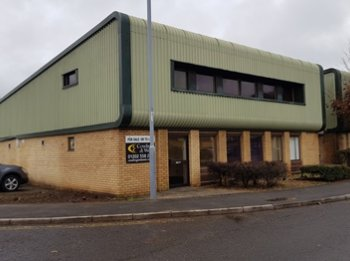 Detached Industrial / Warehouse Unit - 3,244 sq. ft. - Wimborne