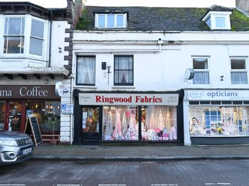 Freehold Retail Investment - 15 High Street, Ringwood: BH24 1AB