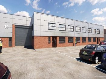 2 Refurbished Industrial / Warehouse Premises: BH23 4HD
