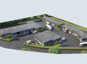 New Prestige Factory / Warehouse Development in Ringwood