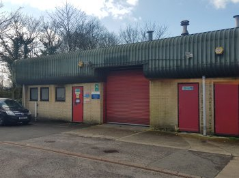 Unit 6, 28 Brook Park Industrial Estate, Brook Road, Wimborne