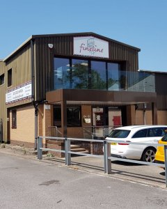 Freehold Industrial Unit with Offices & Yard