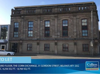 Office to let in Belfast