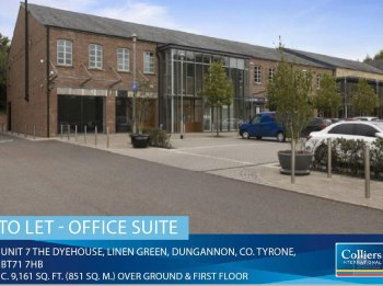 Office to let in Dungannon