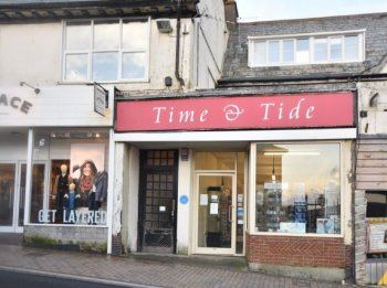 Retail unit to let: EX23 8JS