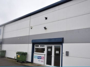 Industrial unit to let: TR20 8HX