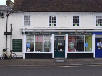 Retail unit to let in Sawbridgeworth