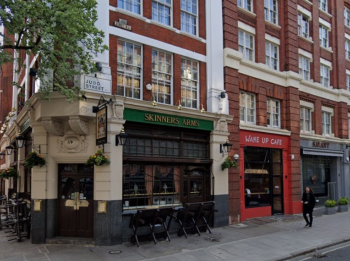Retail property for sale in Bloomsbury
