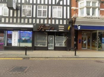 Retail unit to let in Kingston upon Thames
