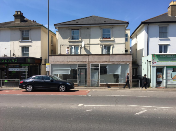 Retail unit to let in Surbiton