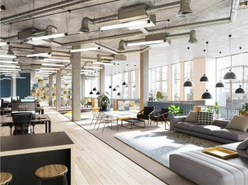 Office spaces to let in Hackney