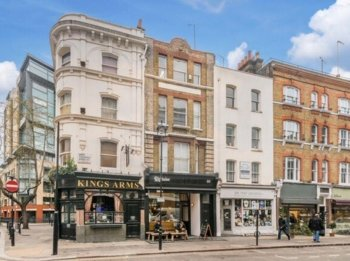 Office space to rent in London: W1W 7QJ