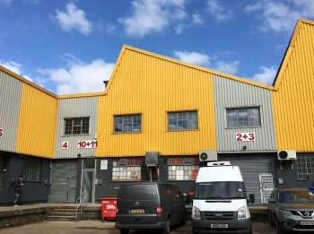 Office to rent: E10 7QE