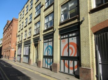 Office space to rent: EC1V 0JR