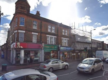 Retail unit to let: N18 2XA