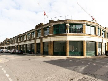 Office to let: E1 2JA