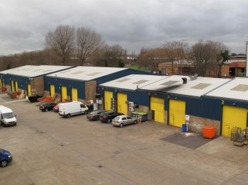 Industrial unit to let: E10 7BT