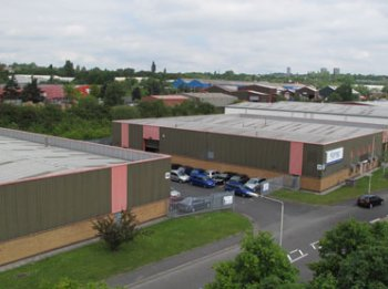 Industrial unit to rent: DY2 0XQ
