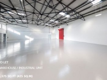 Industrial unit to let in Deptford