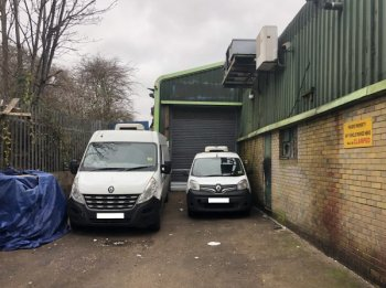 Industrial unit to let in Bermondsey