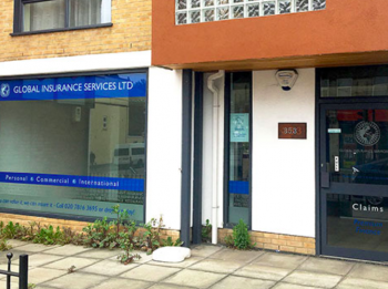 Shop to let in West Norwood