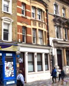 Three Commercial Premises for sale: E15 4BQ