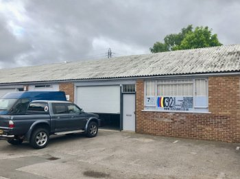 Industrial unit to rent: BH17 0GB