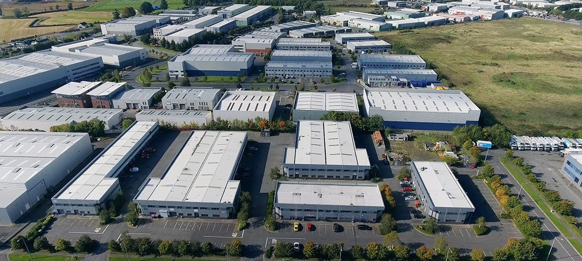 Take-up of Industrial Units in Scotland Slumped by Over A