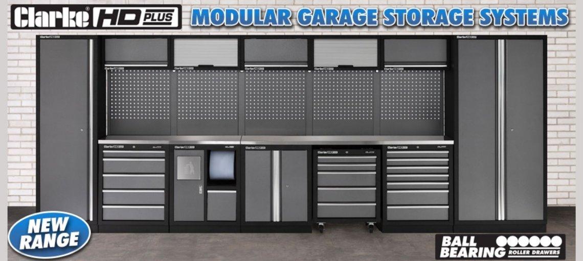 What Are Modular Garage Storage Systems, Modular Garage Panels
